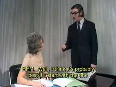 The Argument Clinic -- a great lead in to teaching the logical fallacies.  Thanks, Monty Python
