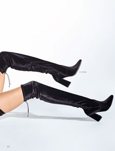 Over the Knee - Glamour - Style - Sexy - Ref. 17-5704