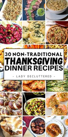 Thanksgiving Countdown, Thanksgiving Dinner Recipes, Thanksgiving Side Dishes, Holiday Dinner, Traditional Thanksgiving Recipes, Healthy Thanksgiving Recipes, Holiday Recipes, Stuffed Shrimp, Dinners