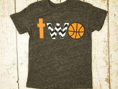Basketball birthday shirt first birthday by lilthreadzclothing, $31.00