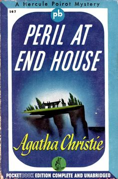 Peril at End House - Pocket Books - 1942