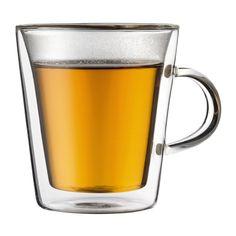 BODUM CANTEEN Double walled Cup, 20 cl, 2pcs, Bodum