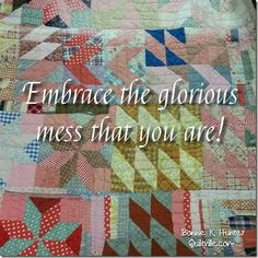 Quiltville's Quips & Snips!!: Easter on the Mountain!