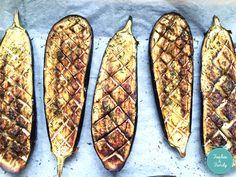 Les fabuleuses aubergines grillées de Yotam Ottolenghi