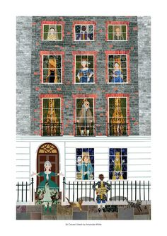 36 Craven Street London home of Benjamin Franklin