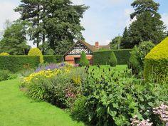 Wightwick Manor - gardens
