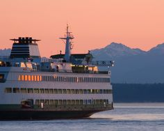 Take the ferry to Bainbridge Island for the afternoon.