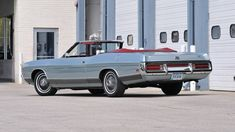 1972 Ford LTD Convertible - 3 - My list of the best classic cars Ford Classic Cars, Best Classic Cars, Ford Convertible, Ford Ltd, Ford Lincoln Mercury, Pontiac Grand Prix, Ford Galaxie, Vintage Cars, Vintage Auto