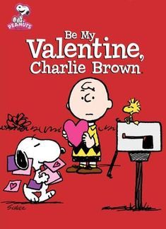 snoopy and peanuts do love in a way any anti slushy couple will love old or young film buffs need a bit of snoop on valentines Be My Valentine, Charlie Brown 1975 Charlie Brown Movie, Charlie Brown Valentine, Charlie Brown Y Snoopy, Snoopy Love, Snoopy And Woodstock, My Funny Valentine, Snoopy Valentine, Valentine Day Cards, Happy Valentines Day