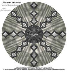 Worki mochilla i wayuu Tapestry Crochet Patterns, Crochet Stitches Patterns, Beaded Jewelry Patterns, Beading Patterns, Mochila Crochet, Tapestry Bag, Crochet Purses, Brick Stitch, Bead Weaving