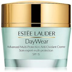love Estee Lauder's day wear moisturizer the fresh smell of cucumber is gorgeous! Your skin will feel great after using it!