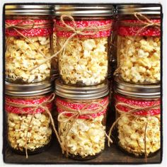 OOOhh... use these jars..make labels that say 'ready to pop' , fill w/ kettle korn and wrap with ribbon to match theme...cute and inexpensive favors