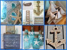 Ideas for Decorating a Nautical Home - seaside nautical design ideas