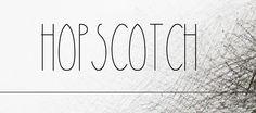 Hopscotch on Behance