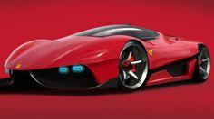 Ferrari EGO (Emotional Generation One)!