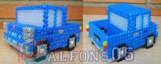 3D Pick up perler bead sprite by Alfons05