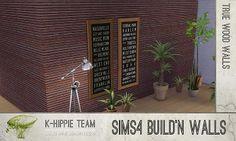 Mod The Sims - 7 brick walls - true seamless - volume 3