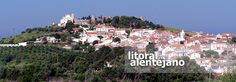 castelo santiago do cacém Santiago Do Cacem, Countryside, Dolores Park, Travel, Littoral Zone, Castle, Viajes, Destinations, Traveling