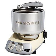 Ankarsrum Original AKM 6220 Creme Stand Mixer Ankarsrum