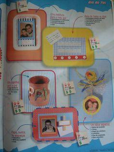 kid's crafts - dia do pai II