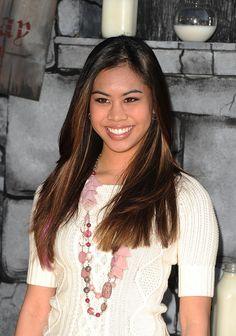 Ashley Argota Hair