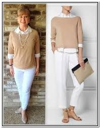casual fashion for women over 50 - Google Search