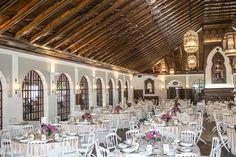 Salón Vizir, presto para #celebraciones y #eventos.  www.haciendaelvizir.com  #bodas #bodasensevilla #haciendas #sevilla #sevillahoy