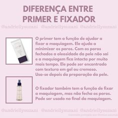 Primer e fixador de maquiagem – Suprimentos Maquiagem Mary Kay, Makeup Tips, Beauty Makeup, Makeup Store, Make Beauty, Skin Makeup, Insta Makeup, Beauty Hacks, Instagram