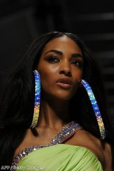 ba69a51ee 8 Best Hoops (The Bigger The Better) images in 2012 | Earrings, Drop ...
