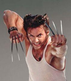 - Hugh Jackman as Logan / Wolverine - X-Men 2 United by Bryan Singer - 2003 Wolverine Hair, Hugh Wolverine, Wolverine Movie, Marvel Characters, Marvel Heroes, Marvel Movies, Marvel Dc, Hugh Jackman, Wolverine Images