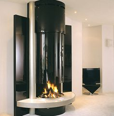modern fireplaces | modern fireplace modus design - Interior Design, Architecture and ...