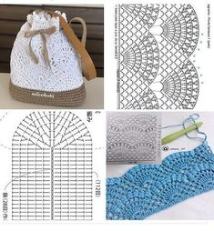 Crochet handbags 156992736999351379 - Source by Crochet Backpack Pattern, Free Crochet Bag, Mode Crochet, Crochet Market Bag, Crochet Tote, Crochet Handbags, Crochet Purses, Crochet Crafts, Easy Crochet