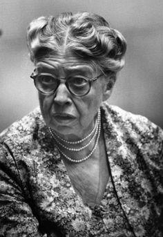 Mrs. Eleanor Roosevelt -- I really like this one <3                                                                                                                                                                                 More