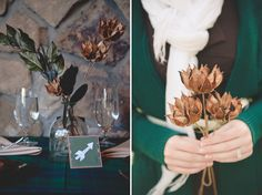 Pixar's Brave Elopement styled wedding shoot from Bit of Ivory Photography Wedding Shoot, Wedding Themes, Wedding Decorations, Table Decorations, Wedding Ideas, Brave, Green Wedding, Disney Pixar, Red And White