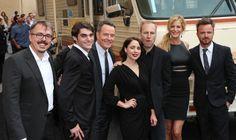 AMC's Breaking Bad Final Episodes Premeire In Photos