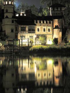 Castello del Valentino - Turin, Piedmont, Italy
