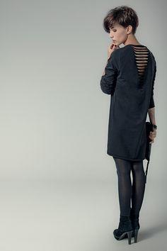 dress robe fashion style