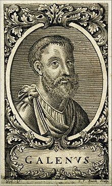Claudius Galen (129 - 201 AD) was made personal physician to five Roman emperors. As part of his job he patched up gladiators, getting to see more blood and guts than most. He thought he could learn just by cutting up animals and that lead to a number of silly mistakes. Other doctors did not dare to argue with Galen because he has a foul temper and also because he is close with the Roman emperor