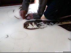 English book trailer for 'Pyrography', a new book by Carlo Proietto.