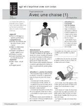 Psychomotricité (7) / Chaise