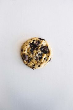 Thousand Layer Chocolate Chunk Cookies