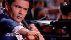 Adagio Albinoni - Giazotto / Gautier Capuçon - Pierre Bleuse -Orch.Chamb... Gautier Capucon, Cello, Violin, 3 D, France, Film, Bass, Youtube, Magick