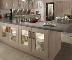 Clon Cinnamon #Kitchen Kitchen Design. #Irish #Home
