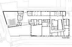 9. conservatório em melun, de-so architecture - melun, france, 2014