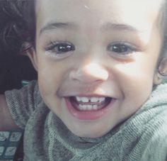 Royalty Brown Chris Brown daughter royalty beautiful little girl baby