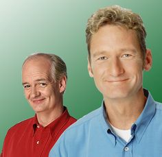 ryan stiles & colin mochrie - whose line is it anyway...best show ever