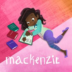 Mackenzie of Willowbrook Girls. She wants to be a Senator when she grows up.