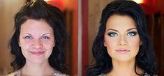 30 rostos antes e depois de uma bela maquiagem!