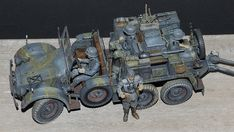 """Deutsche Krupp Protze """"Kfz.69"""" Science Fiction, Armored Vehicles, Scale Models, Tanks, Dreaming Of You, Modeling, German, Miniatures, World"""