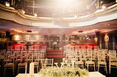 Alternative venue - theatre wedding, Kilkenny